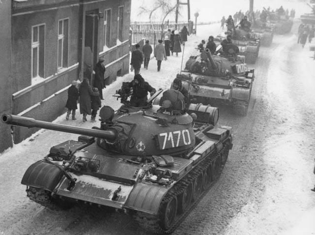 29 rocznica wprowadzenia Stanu Wojennego w Polsce