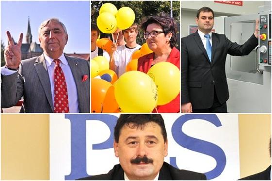 Wyborcza dziewiątka