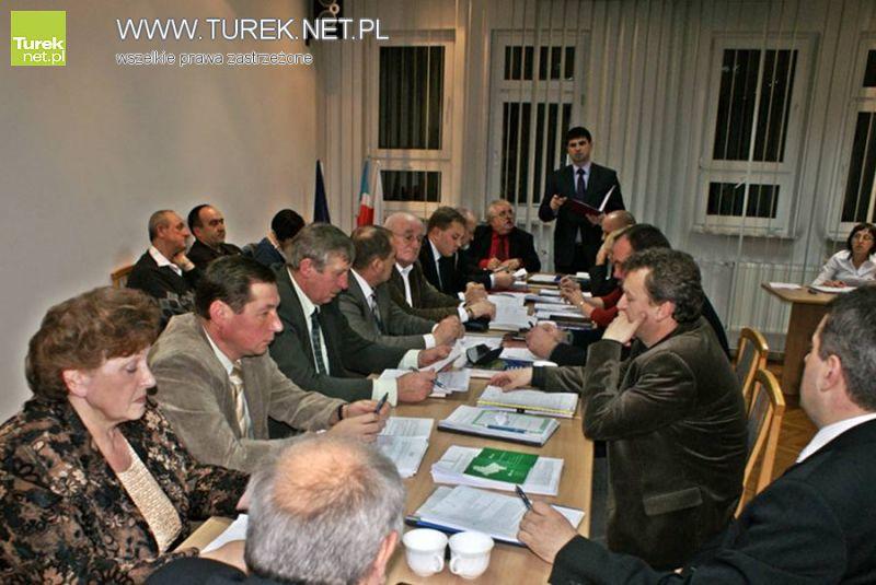 Gm. Turek: Radni winni czy nie?