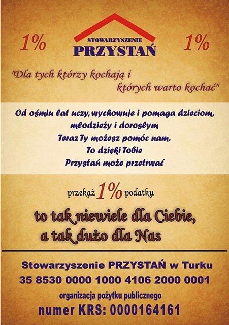 1% dla Turku: Stowarzyszenie