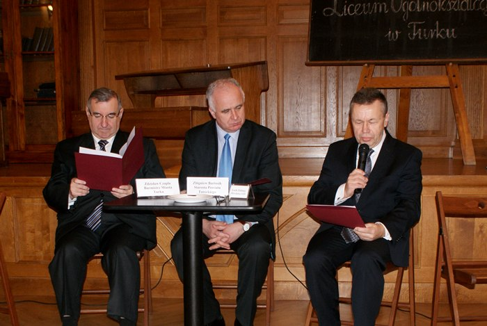 Jubileuszowe czytanie w ZSO