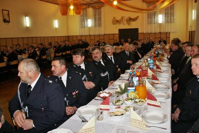 Brudzew: Spotkanie opłatkowe druhów - Źródło: www.brudzew.pl