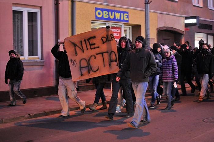 Przeciw ACTA po raz drugi