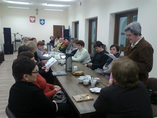 Brudzew: Spotkanie sprawozdawczo-wyborcze Kół Gospodyń Wiejskich - Źródło: www.brudzew.pl