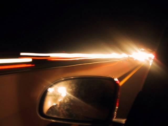 Nocne zderzenie w Grzymiszewie - Źródło: sxc.hu / David Grant