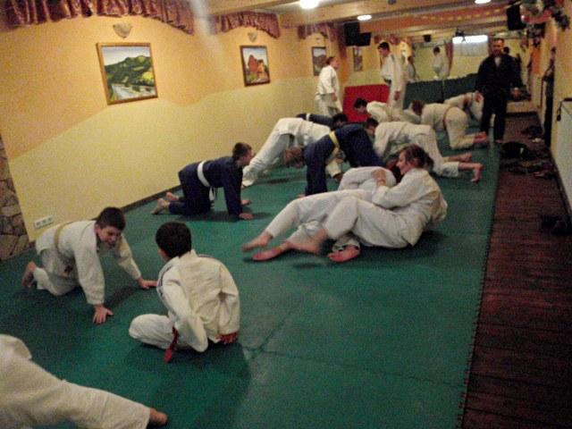 Obóz Judo  Rytro 2012