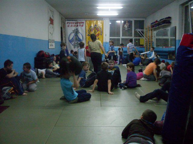 Nocne szkolenie