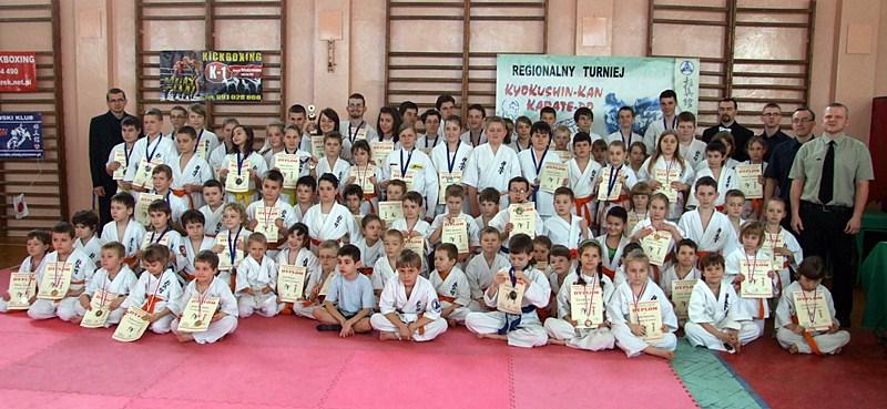 Karate: Walczyli o kwalifikację