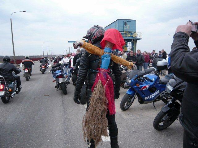 Rozpoczną później sezon motocyklowy  - Fot. archiwum prywatne