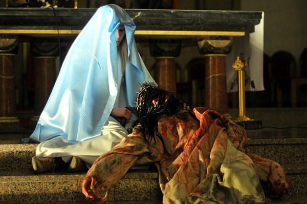 Niezwykłe misterium w św. Barbarze