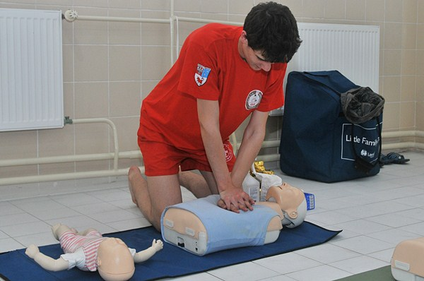 Nauczą, jak ratować życie