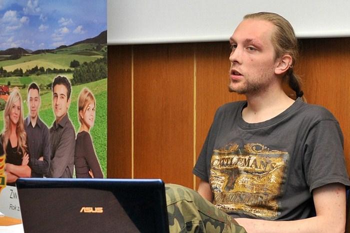 Będą grać w gry. Miłośnicy fantastyki zrzeszeni w stowarzyszeniu - Marcin Kochaj został jednogłośnie wybrany prezesem nowego stowarzyszenia