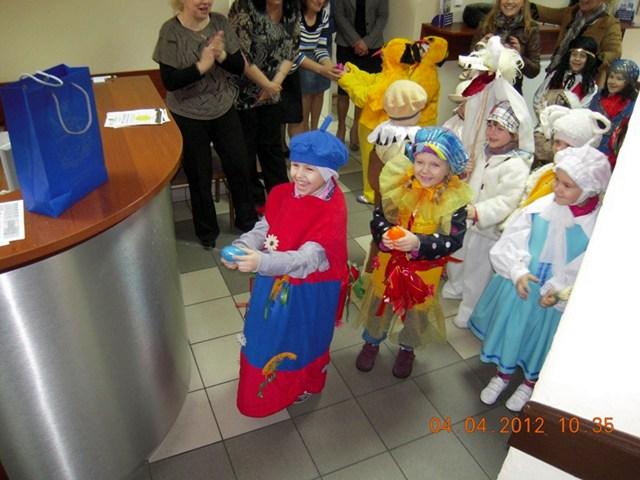 Tuliszków: Dzieci odwiedziły burmistrza - Źródło: www.tuliszkow.pl