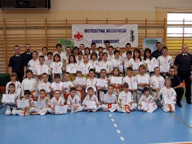 Karate: XIII Mistrzostwa Wielkopolski