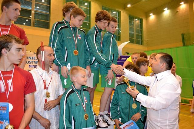 MKS MOS Turek organizatorem dużych imprez  sportowych
