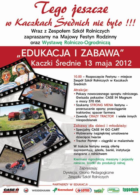 Agro-event w Kaczkach już w niedzielę