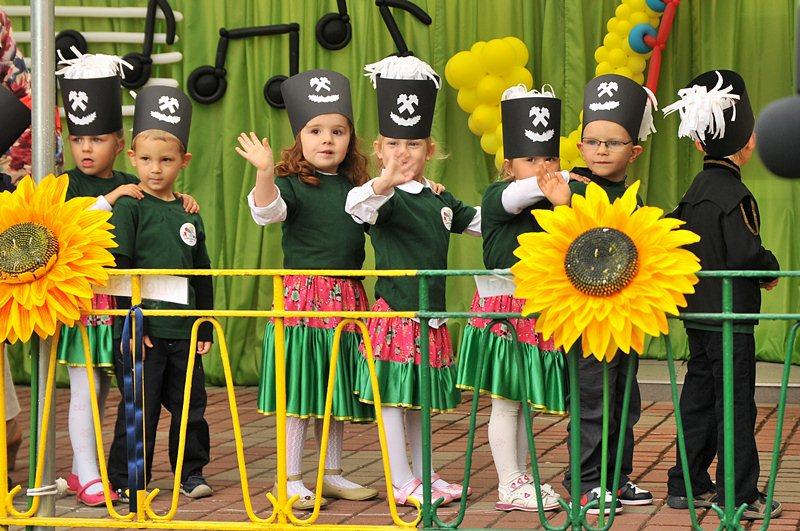50 tęczowych lat/Jubileusz w Przedszkolu Samorządowym nr 4 w Turku