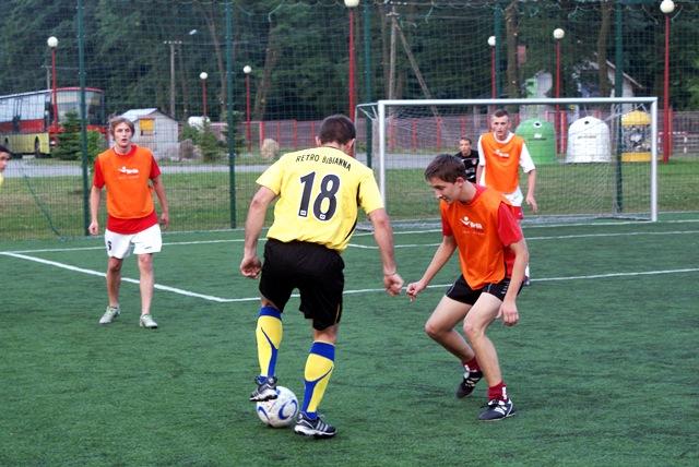 Malanów: Ruszyła Wakacyjna Liga Piłki Nożnej