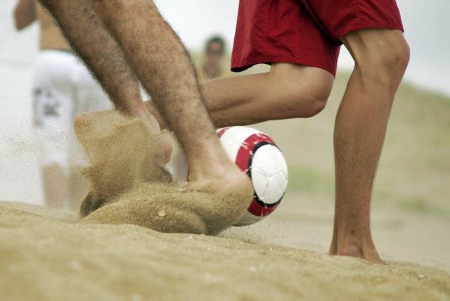 Otwarte Mistrzostwa Gminy Malanów w Beach Soccera - Źródło: sxc.hu / Marcelo Vidal