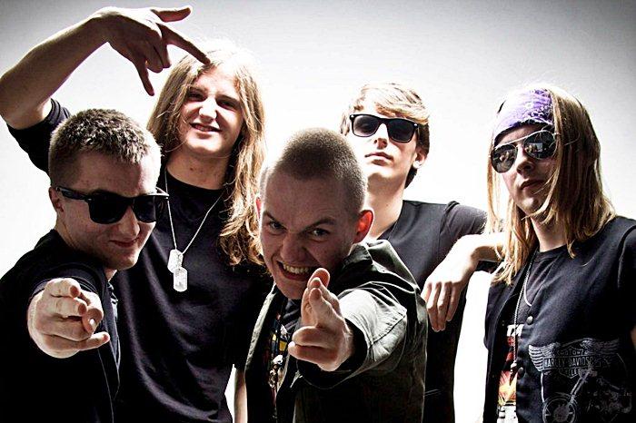 MileStone chce zagrać u Wojewódzkiego/Zagłosuj na dobre, rockowe granie! - MileStone / Fot. Natalia Markiewicz