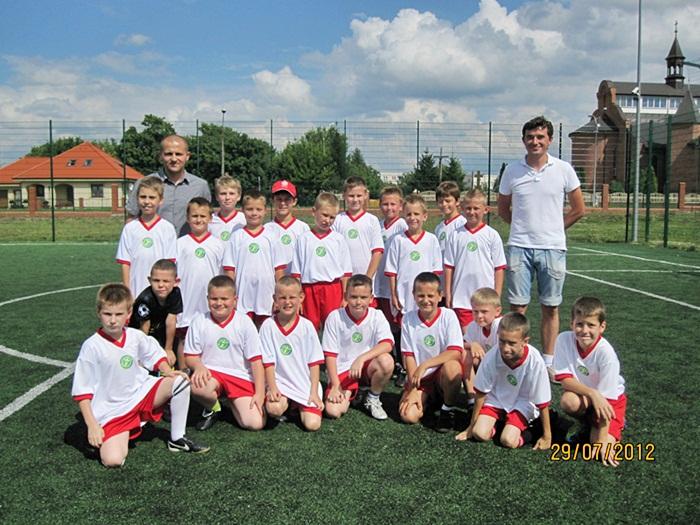 Turniej Piłki Nożnej o Puchar Dyrektora Gimnazjum nr 1 w Turku