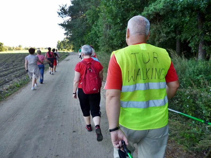 Sprawozdanie z rajdu Tur - Walking/Jan Przybylski