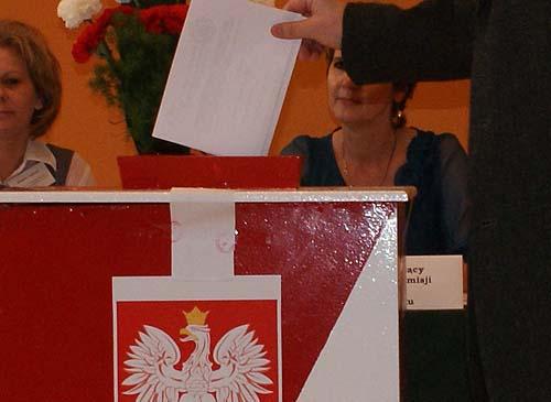 Okręgi wyborcze po nowemu