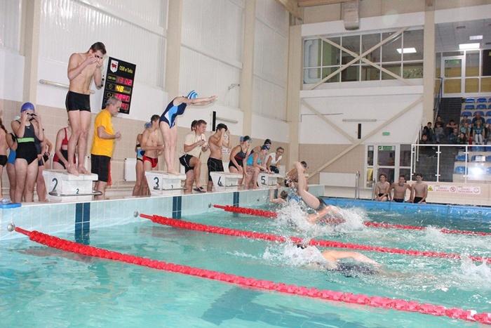 Mistrzostwa Powiatu w Sztafetach Pływackich