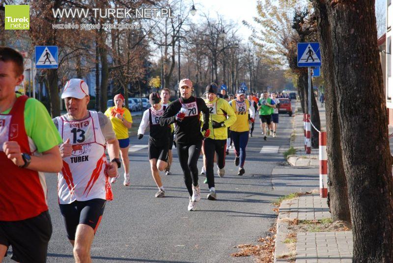 Patriotyczne biegi w Turku