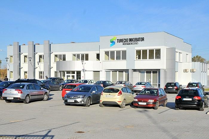 Otwarcie Inkubatora, ukończenie Strefy - Turecki Inkubator Przedsiębiorczości. Foto: MD