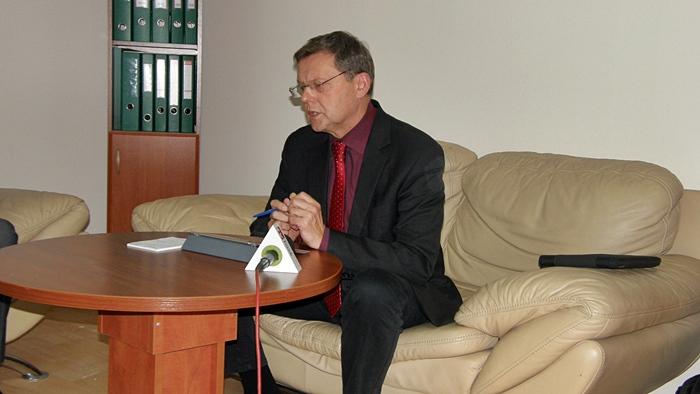 Z konferencji posła Nowaka