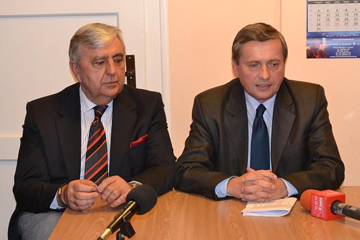 Z konferencji posła Tomaszewskiego