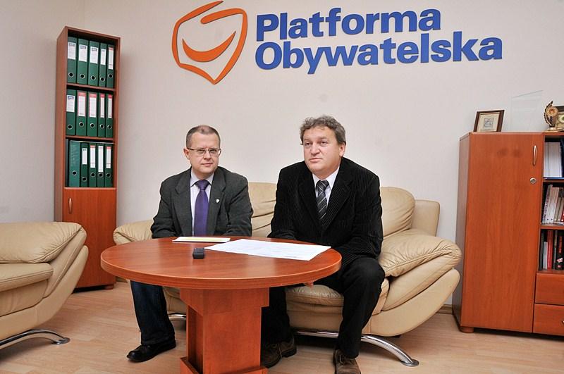 Platformie wyrosło skrzydło patriotyzmu lokalnego - Fot. M. Derucki