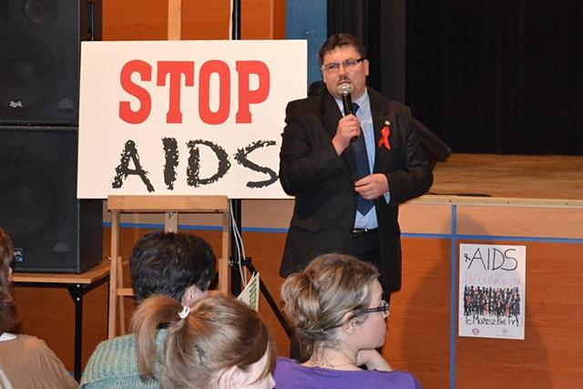 Wiedzą, jak powiedzieć STOP AIDS
