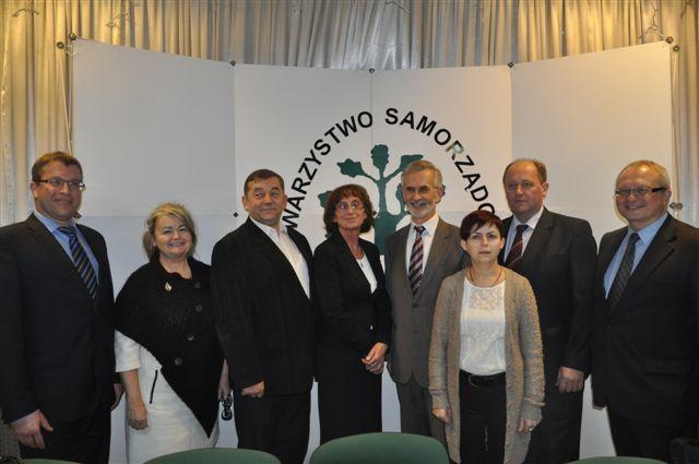 TS ma nowe władze - Źródło: Biuro senatorskie Ireneusza Niewiarowskiego