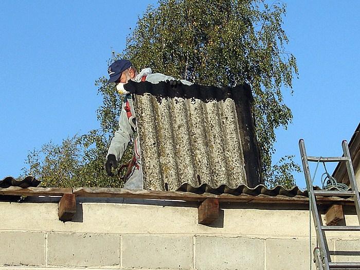 Podsumowanie akcji usuwania azbestu w 2012 roku