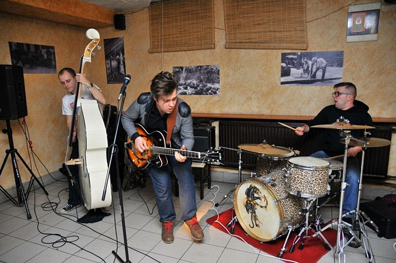 Farmerski rock and roll w 21