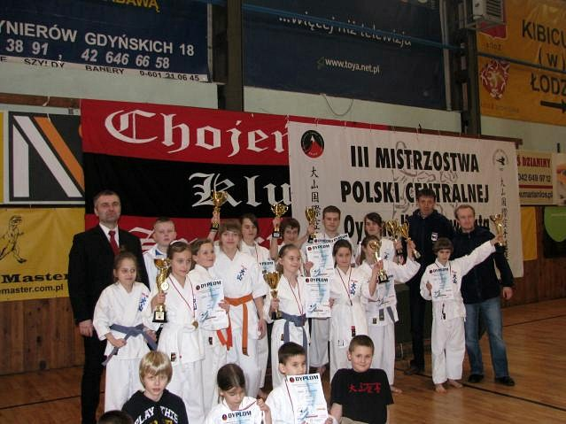 III Mistrzostwa Polski Centralnej w Kata