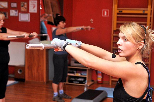 Czas na zrzucenie kilku kilogramów!/VI Maraton Fitness