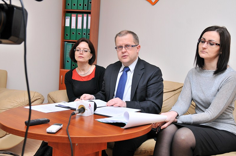 Młynarczyk apeluje, by radna oddała mandat lub wróciła do PO