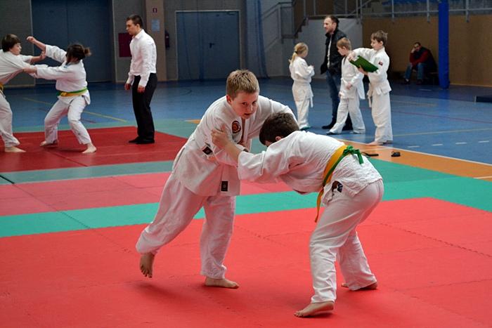 Młodzi judocy walczyli w Tuliszkowie