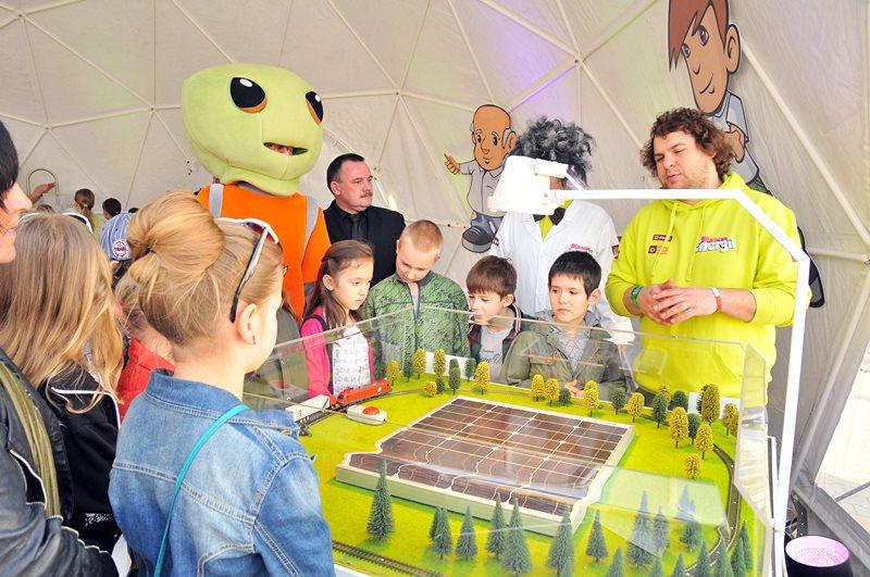Odwiedź Planetę Energii i ucz się bawiąc!