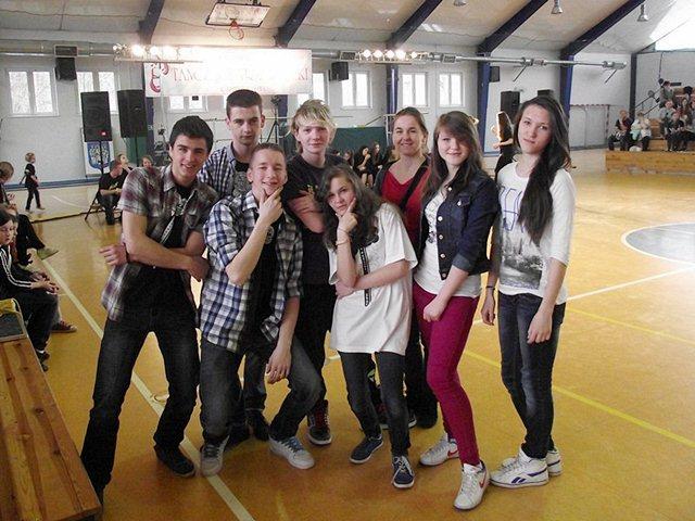 Tancerze z Przystani reprezentowali Turek