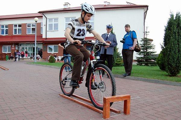 Najlepsi rowerzyści w powiecie tureckim