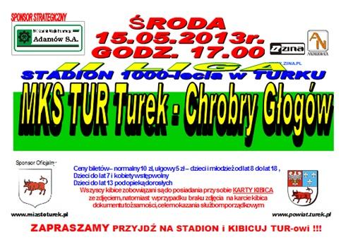 MKS TUR Turek vs. Chrobry Głogów