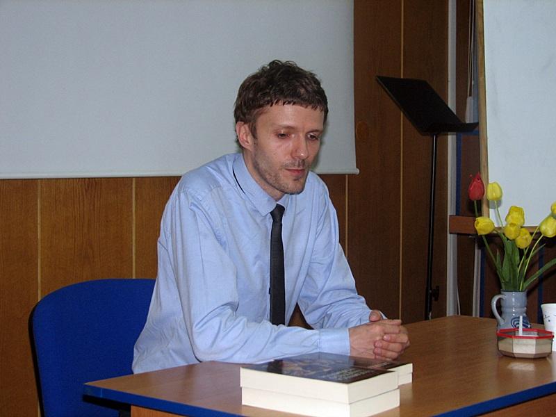 Klonowski na Tygodniu Bibliotek