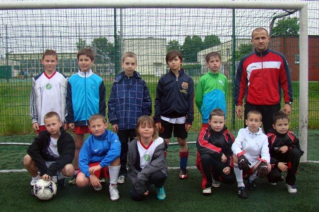Akademia Orlika Turek w Finale Wojewódzkim turnieju