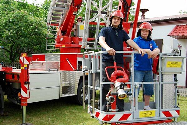 Międzylesie: Strażacy edukowali na pikniku