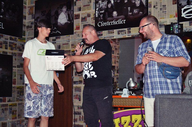 Beatbox Battle: Qla po raz drugi najlepszy! - Foto: Livia Polipowska