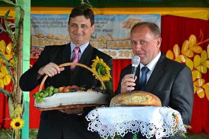 Kawęczyńscy rolnicy świętowali